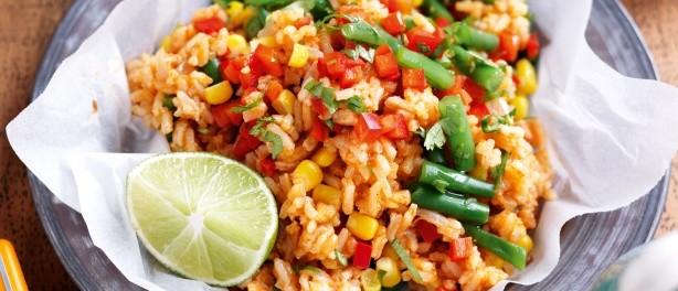 Блюдо из риса