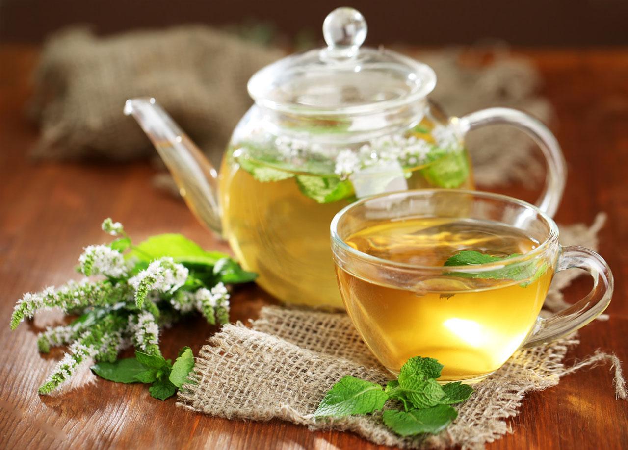 Как сделать успокаивающий чай с мятой