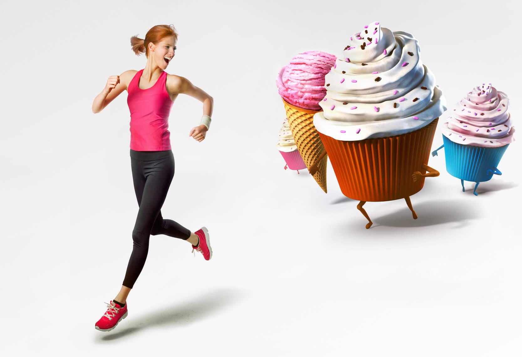 Тренировки способствуют похудению