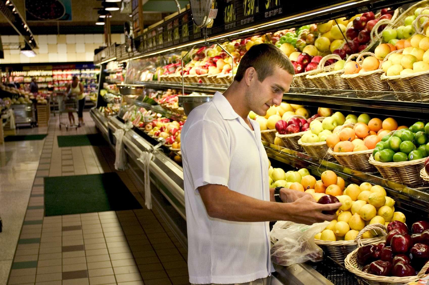 Выбор продуктов имеет важное значение