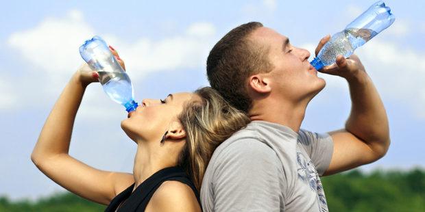 Сколько пить воды - минимум 2 л в день