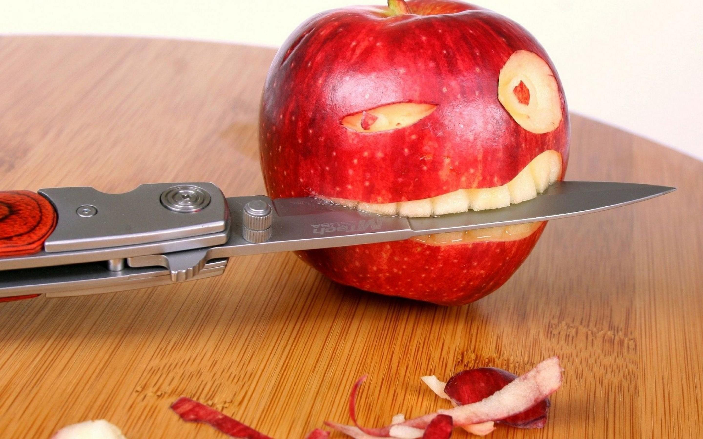 Яблоко очень полузно для похудения