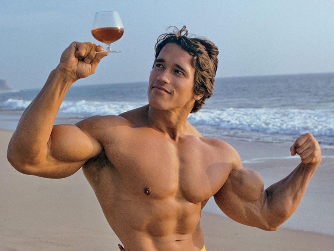 Arnold schwarzenegger fuck sexy pic