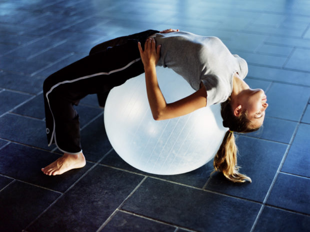 Упражнения при поясничном остеохондрозе в домашних условиях