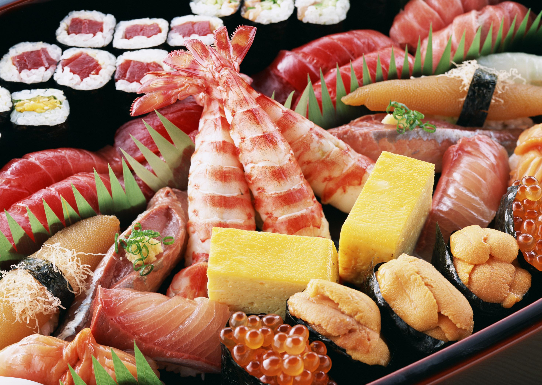 Морепродукты в питании