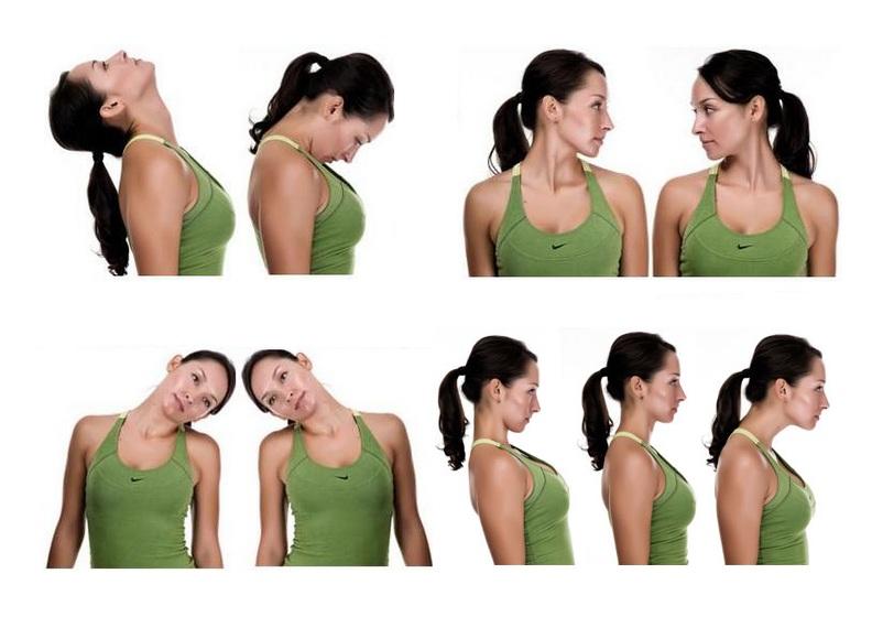 Лфк при остеохондрозе упражнения с палкой