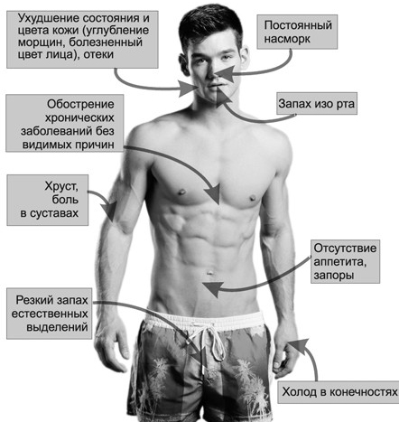 Шлаки и токсины в организме как вывести в домашних условиях
