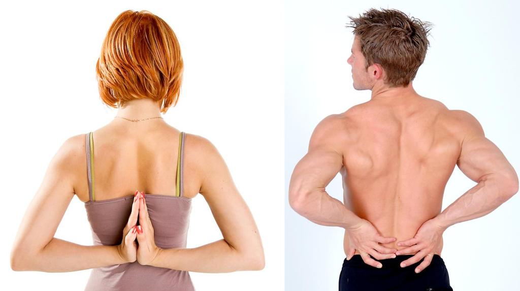 Искривление позвоночника шея и голова вперед