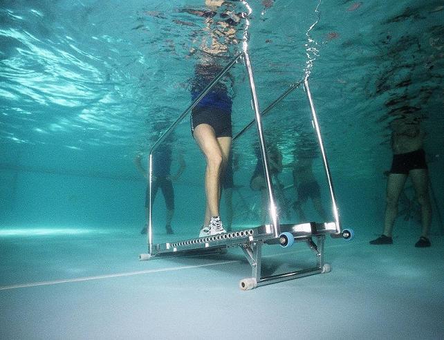 Подводный бег