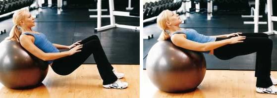 Упражнение Подъем таза