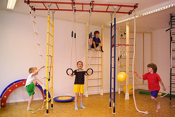 Как сделать детей в спорт 374