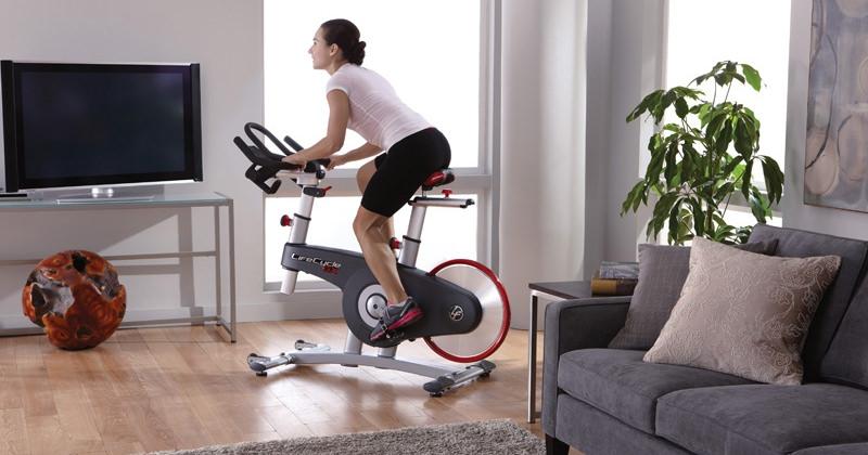 Домашний велотренажер