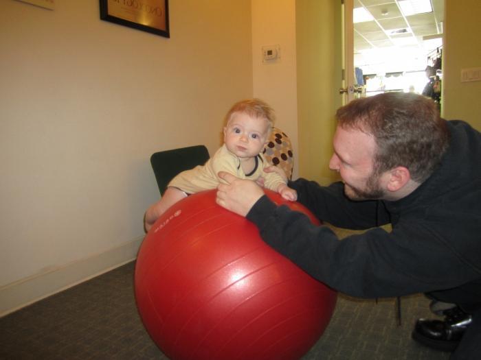 Малыш 3 месяца