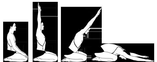 Рисунок техники выполнения баласана