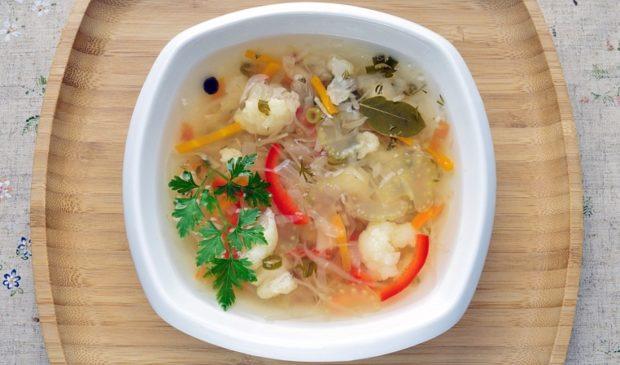 Диета Бонский суп