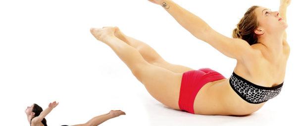 Шалабхасана (поза кузнечика) - одна их основных позиций в йоге