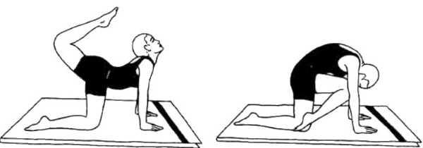 Мужская и женская практика йога