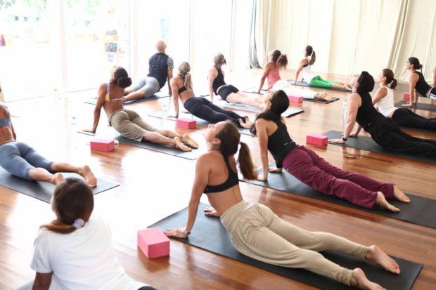 Динамичная хатха-йога для начинающих