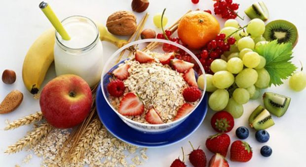 Питание в йоге должно быть диетическим