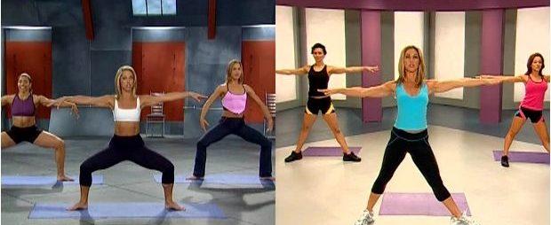 Йога для похудения с дениз остин