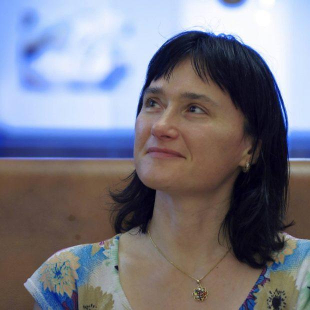 Ольга Буланова - портрет