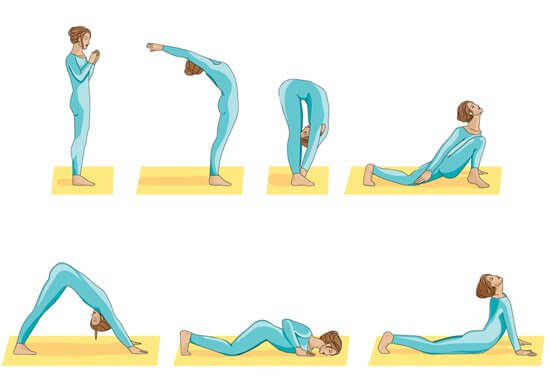 Блок для йоги чемпион