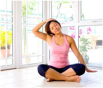 Расслабление при остеохондрозе шеи