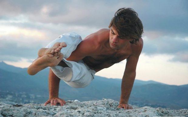 Силовая йога для мужчин
