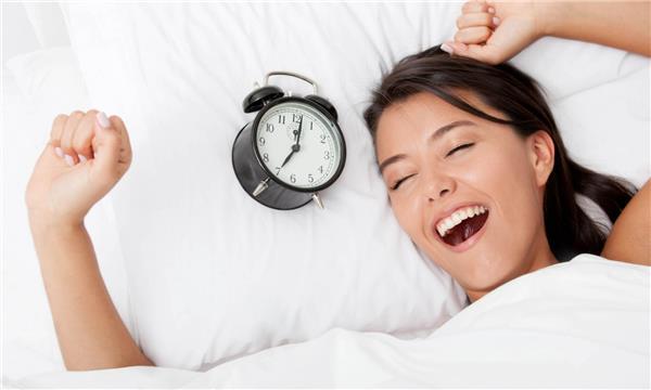 Полноценный сон после йоги