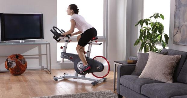 Велотренажер для дома должен быть компактным