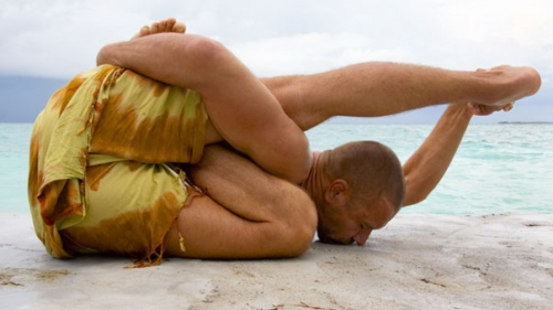 Сложная асана в Бодхи йоге