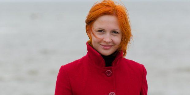 Екатерина Буйда - портрет