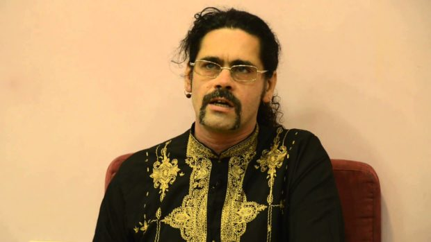 Илья Журавлев - учитель йоги