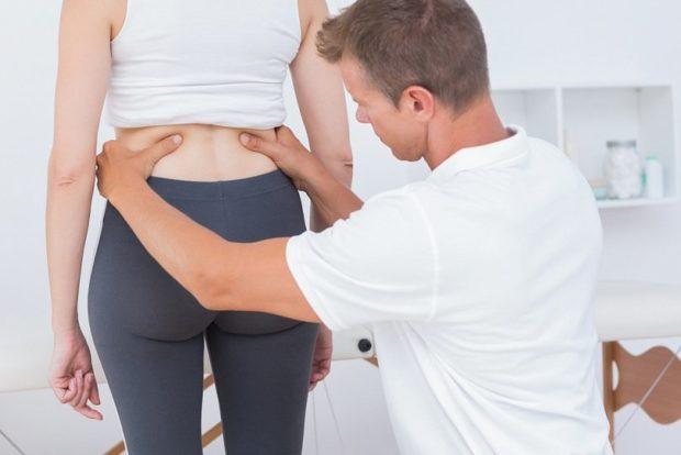 Консультация врача поможет диагностировать причину боли