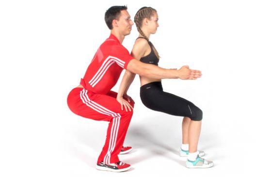 Упражнение на трицепсы - самый сложный вариант