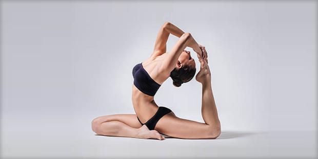 У практиков йоги - отличная фигура