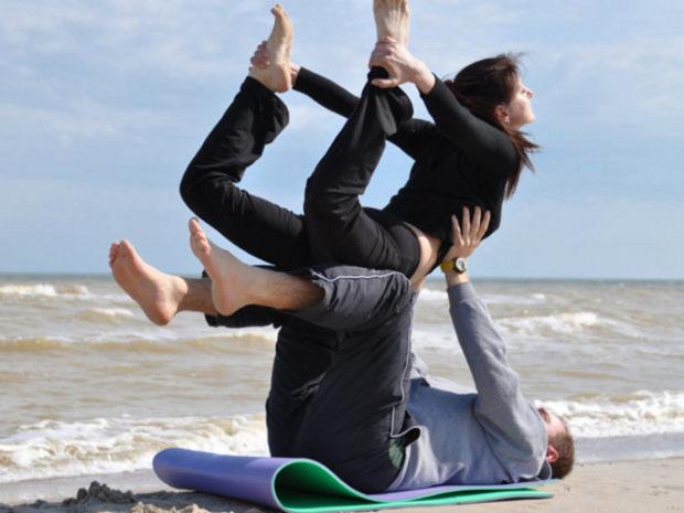 Совместная практика сближает партнеров