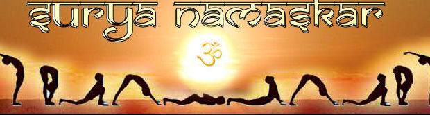 Сурья Намаскар - приветствие Солнцу