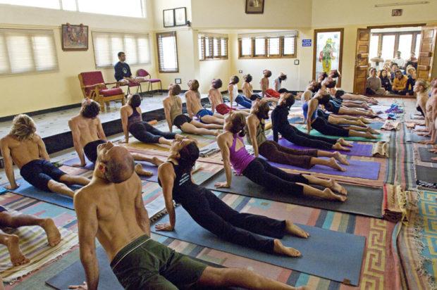 Аштанга йога под счет - обучение