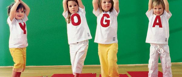 Дети и йога