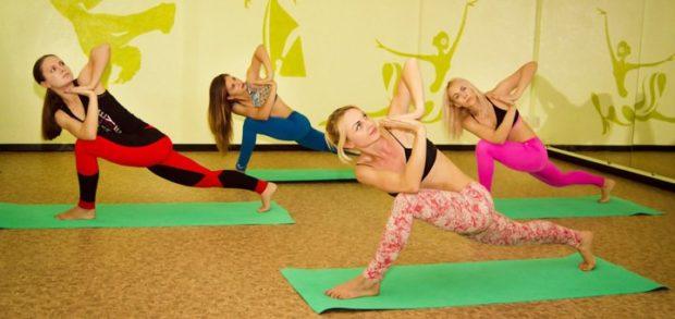 Асаны для похудения - эффективный метод