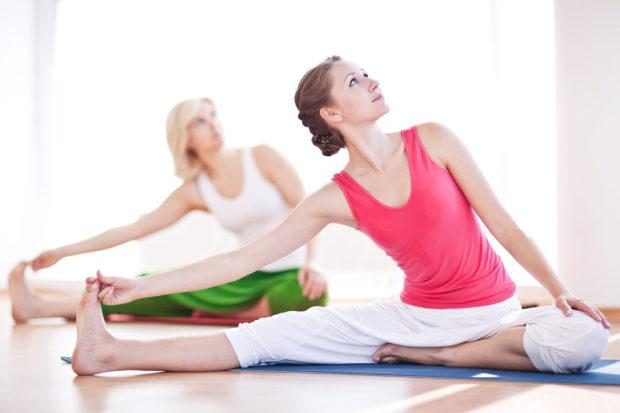 Ритм упражнений должен быть удобным для всех