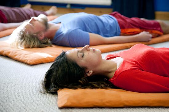 Йогический сон - особое занятие
