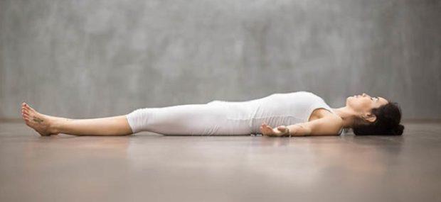 Шавасана в кундалини йоге