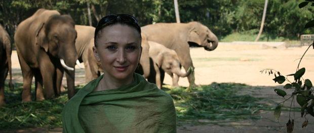 Наталья Сенина - учитель аштанга йоги