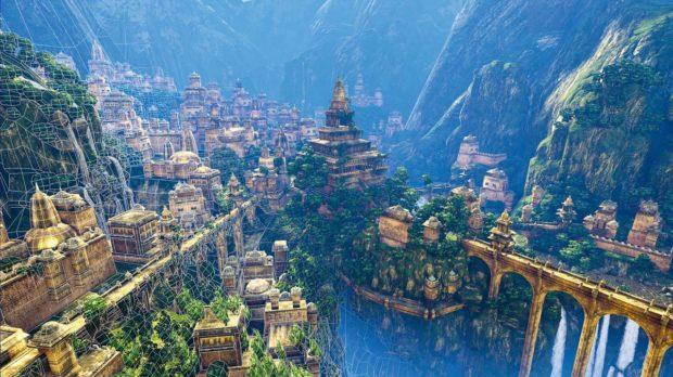 Шамбала - мистический город