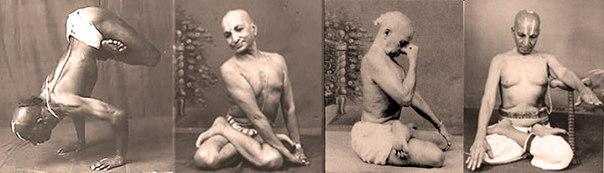 Шри Тирумалай Кришнамачарья - основатель аштанга йога