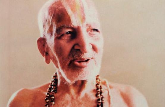 Тирумалай Кришнамачарья - основатель хатха йоги