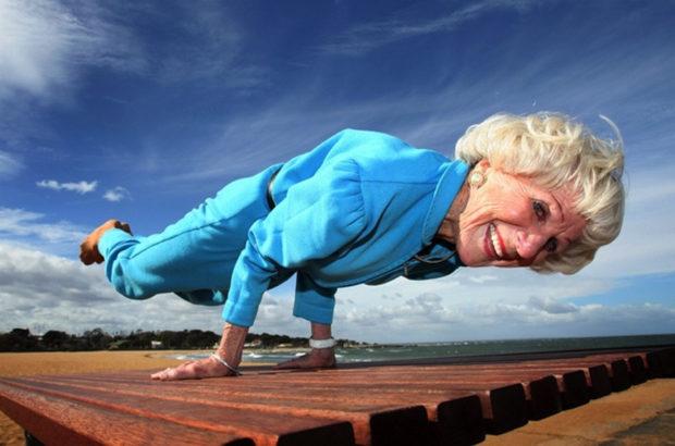 Йога для долгожителей
