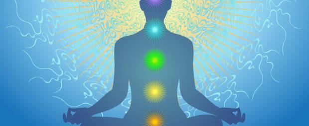 Чакры йоги - символическое изображение